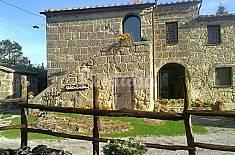 House for 8-10 people in Fonte Vetriana Siena