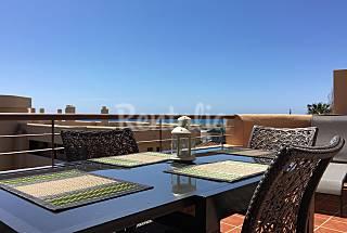 Precioso ático con vistas al mar  Málaga