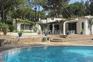 Villa en alquiler a 1000 m de la playa Algarve-Faro