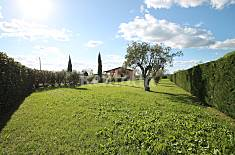 Villa with 2 bedrooms 4 km from the beach Viterbo