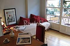 Apartamento con  terraza de 30 m2 en el centro  Asturias