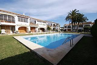 Apartamento para 2-4 personas a 400 m de la playa Alicante
