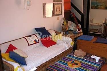 Apartment Living-room Latina Sabaudia House