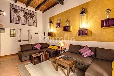 La Living-room Rome Rome Apartment