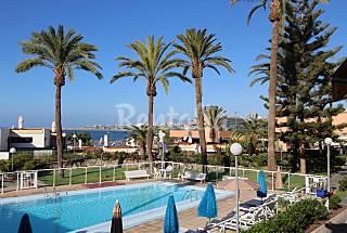 Apartamento con bonita vista al mar  Gran Canaria