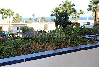 Pretty studio in Playa del Aguila with sea view Gran Canaria
