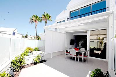 Modern bungalow/duplex in Playa del Inglés Gran Canaria