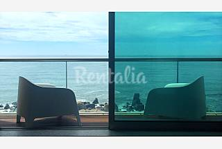 Apartamento en alquiler en 1a línea de playa Oporto
