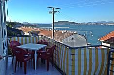Apartamento para 2-3 personas a 200 m de la playa Pontevedra