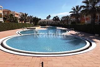 Apartamento de 2 habitaciones a 200 m de la playa Alicante