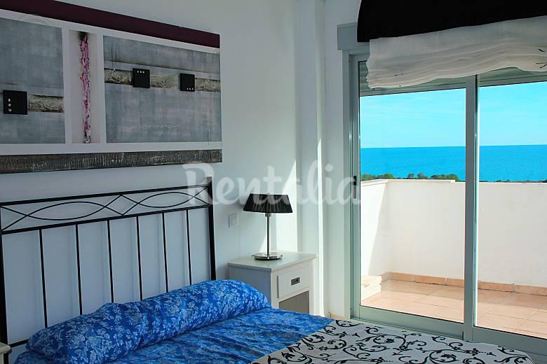 Penthouse, Bedroom Castellón Peñíscola Apartment
