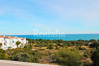 Atico, Terraza, vistas Mar, Montaña y Piscina Castellón