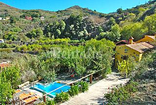 Preciosa casa de campo con Piscina Privada Gran Canaria