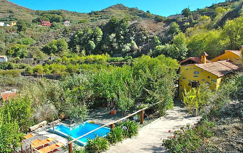 Preciosa casa de campo con piscina privada madrelagua - Casas de campo en gran canaria ...