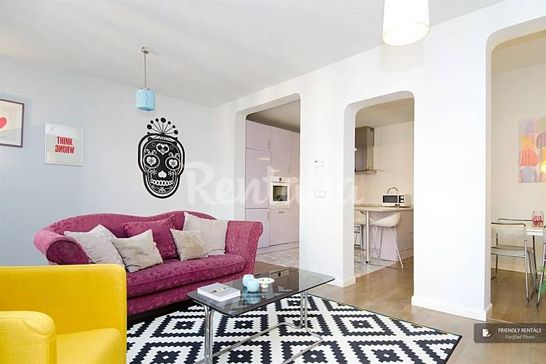 El apartamento basilica en madrid madrid madrid camino for Licencia apartamento turistico madrid