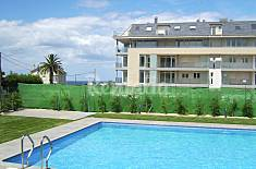 Apartment with 2 bedrooms only 100 meters from the beach Lugo