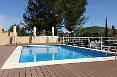 Casa de 2 habitaciones a 250 m de la playa Ibiza/Eivissa