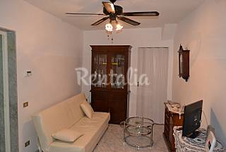 Apartment for rent only 50 meters from the beach Bari