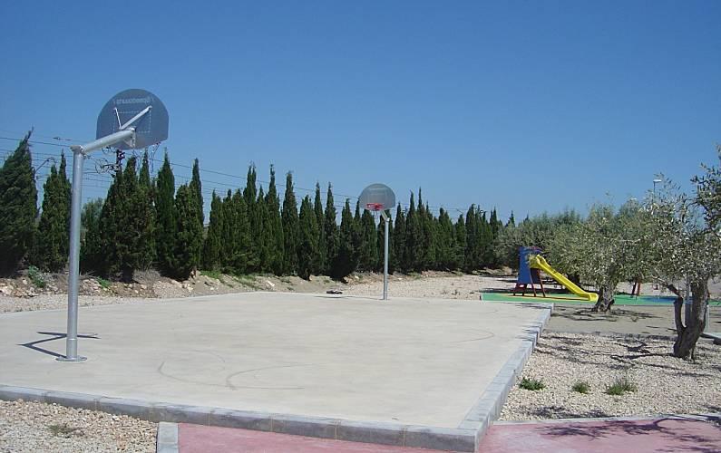 Villa Alrededores Tarragona L' Ampolla villa - Alrededores