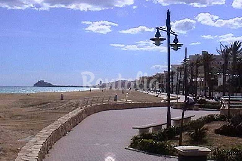 House for rent 250 meters from the beach wifi benicarl castell n castell n costa del azahar - Best house castellon ...