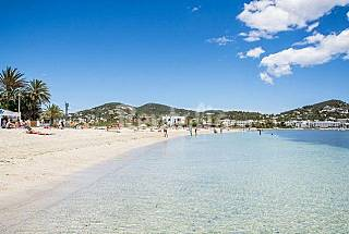 Ibiza - playa de talamanca Ibiza