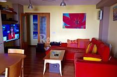 Apartamento de 3 habitaciones en 1a línea de playa Valencia