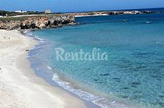 Villa for 4-6 people only 350 meters from the beach Lecce