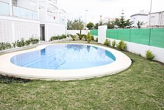 Apartamento para 4-5 personas a 100 m de la playa Valencia