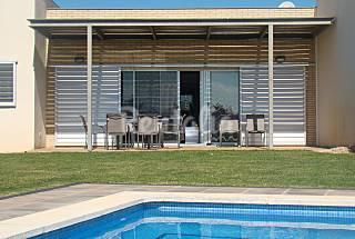 Fantastic villa 1 km from the beach L´Ampolla Tarragona