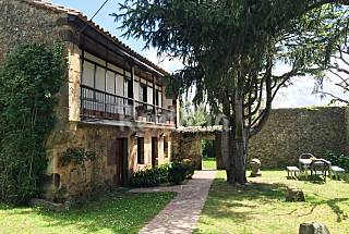 House with 3 bedrooms 2 km from the beach Cantabria