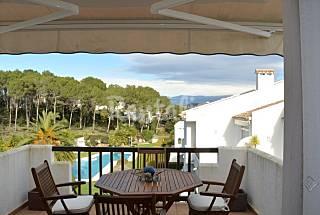 Apartamento para 4 personas a 1300 m de la playa Girona/Gerona