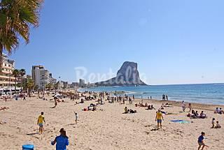 Apartamento Edificio Albamar- Costa Calpe Alicante