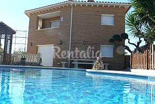 Villa de 6 habitaciones a 2 km de la playa Tarragona