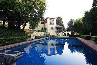 Villa pour 10-12 personnes à 5 km de la plage Pesaro et Urbino