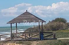 1ª línea playa, gran ático,  campo golf, piscina, garaje.  Cádiz