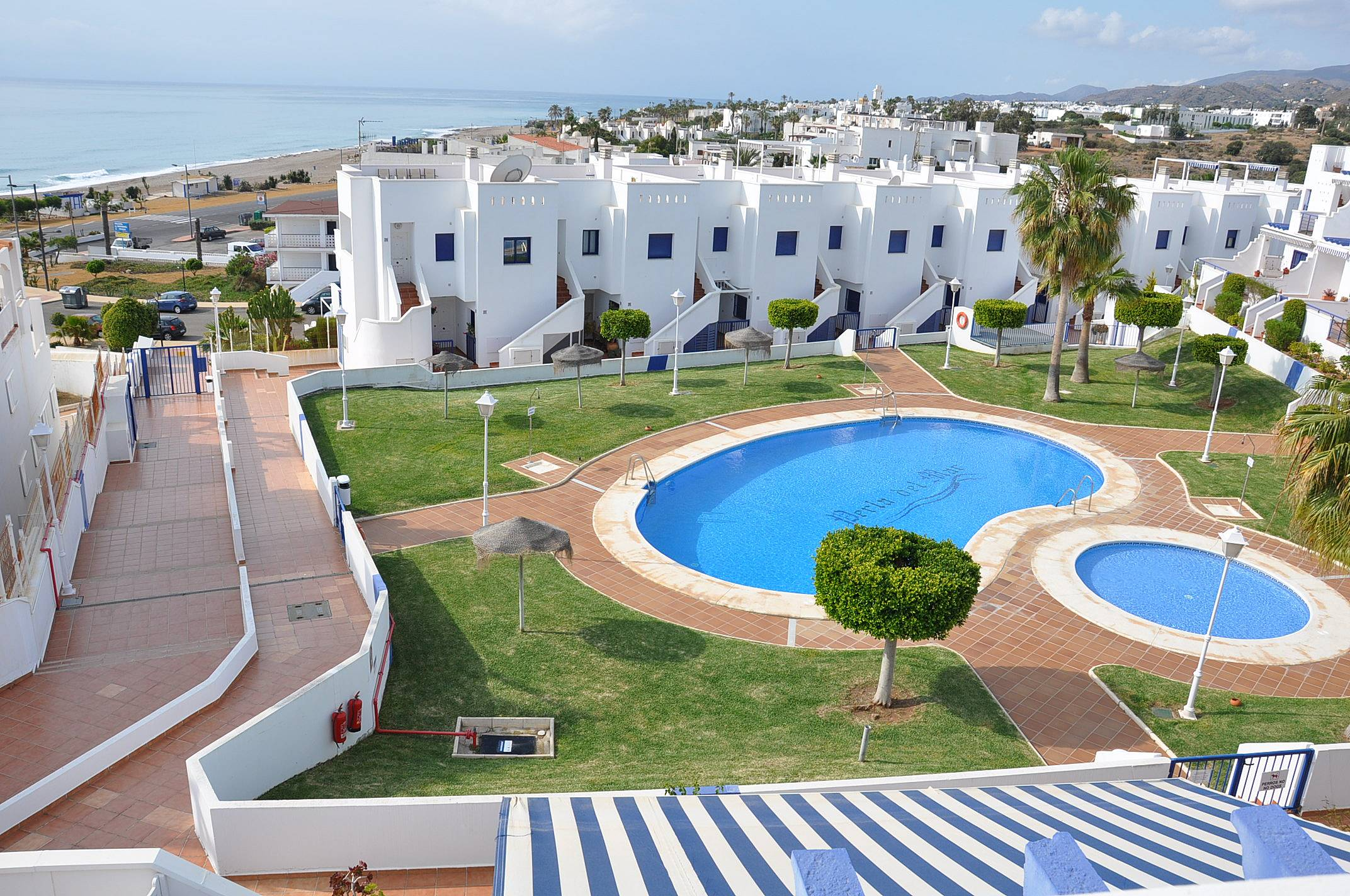 Apartment for rent only 100 meters from the beach for Apartamentos playa mojacar