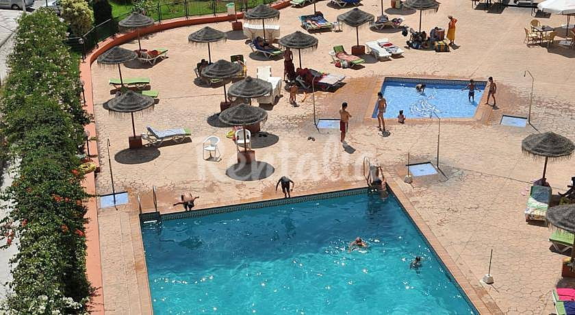 Apartamentos almu ecar playa piscina almu car granada for Piscina publica alhendin granada