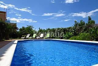Confortable villa con piscina en la Costa Dorada Tarragona