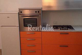 Apartment for 2-4 people only 100 meters from the beach Genoa