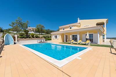 Vila V4 Vista Panorãmica P/Mar 10 minuts da Praia  Algarve-Faro