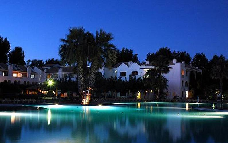 7970/AL Exterior da casa Algarve-Faro Tavira Apartamento - Exterior da casa