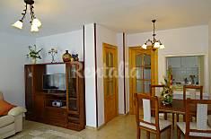 Apartamento para 5 personas a 200 m de la playa Murcia