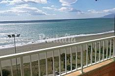 Apartamento en alquiler en 1a línea de playa Málaga