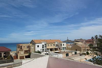 Casa para 9 personas en la Playa de Levante Murcia