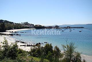 Apartment for rent only 800 meters from the beach Pontevedra