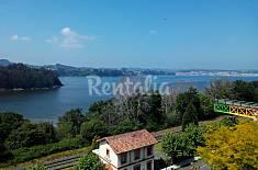 Apartamento para 5 personas a 50 m de la playa A Coruña/La Coruña