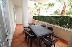 Apartamento de 2 habitaciones a 150 m de la playa Almería