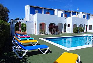 Rental apartment in Menorca 200 m from the beach Minorca