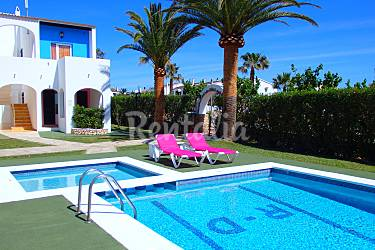 Appartement Piscine Minorque Ciutadella de Menorca Appartement