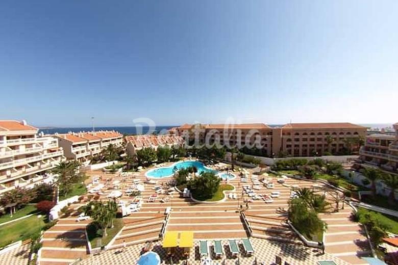 Appartamento con 2 stanze a 50 m dalla spiaggia playa de las americas arona arona tenerife - Piscina laghetto playa prezzo ...